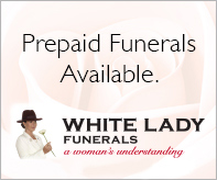 White Lady Prepaid Funerals
